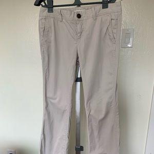 Banana Republic Size 4 Trouser/ khakis